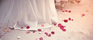 detail robe mariage normandie